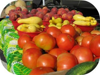 Canton Farmer's Market blog
