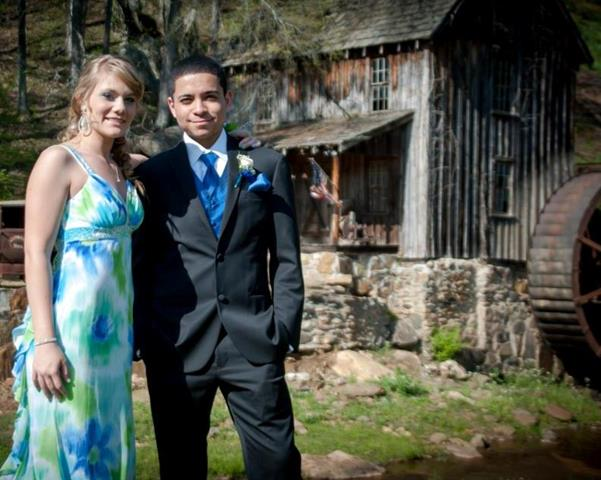 Cherokee High School Prom -1