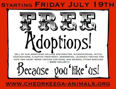 Cherokee County Hume Society - Cherokee County