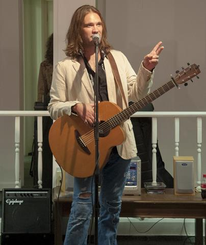 Bo Bice - Canton Arts Center