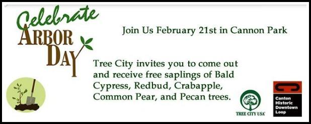 Arbor Day Canton GA