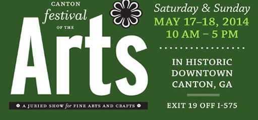 Festival of the arts Canton GA