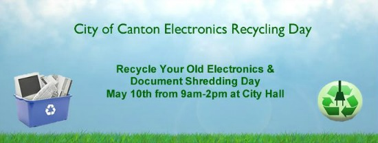 Electronics Recycling City of Canton