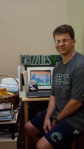 Copy of Creekview Grizzlies coach