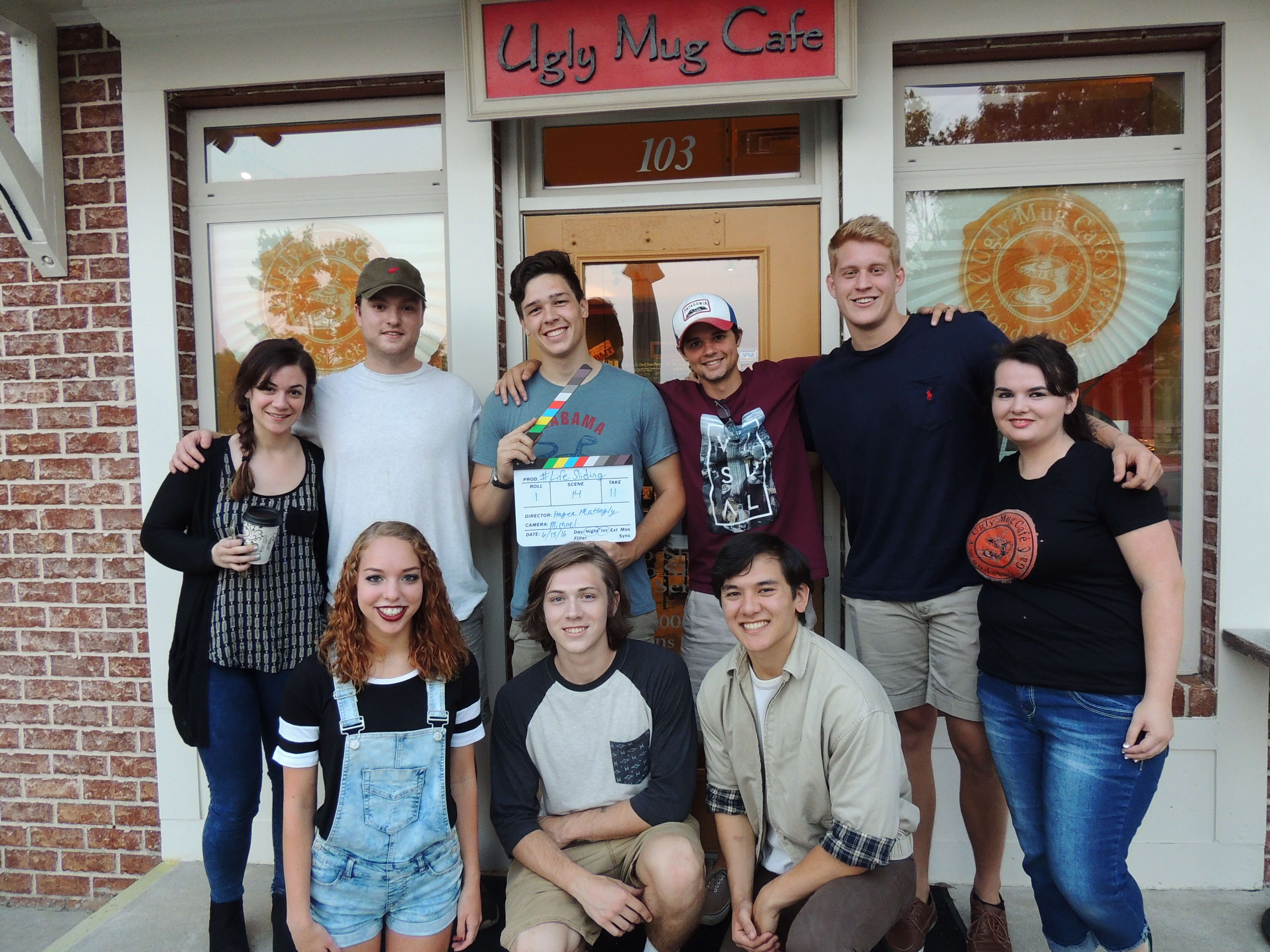 Short Film Uses Local Talent, Locations